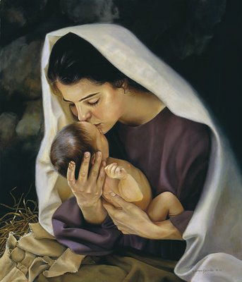 mary-kissing-baby-jesus-homemakerchic-com